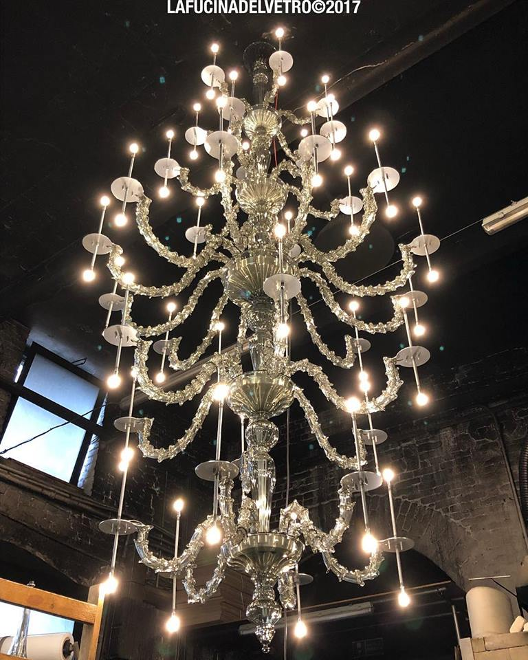 News from murano glass factory bebe modern murano chandelier mozeypictures Images