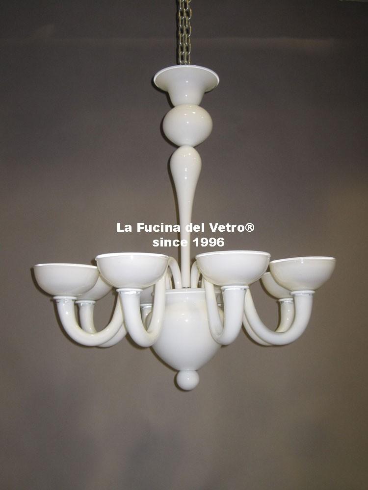 Classic Murano Glass Chandeliers