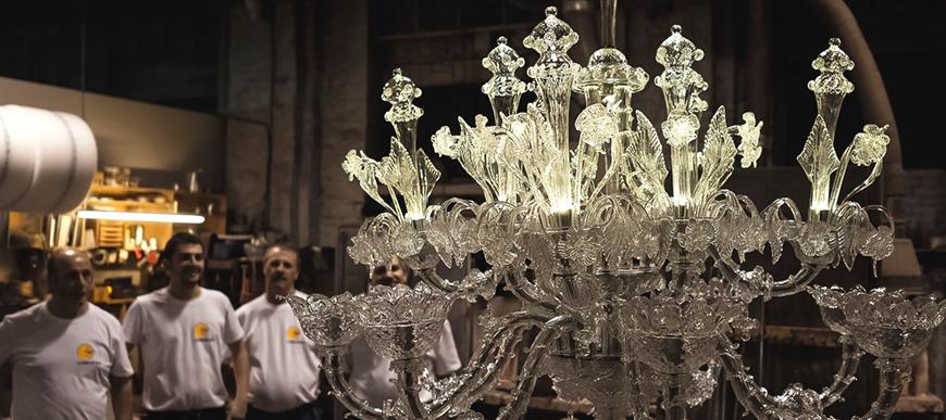 La fucina del Vetro Srl- Murano chandeliers